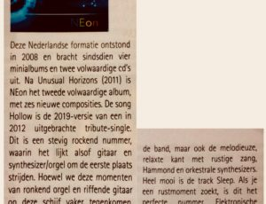 """Flattering iO PAGES review:  """"….my first introduction to SBP is a pleasant one and it's good to hear that Dutch quality prog is still being released""""…"""